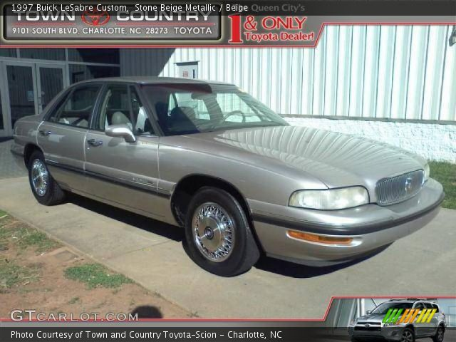 1997 Buick LeSabre Custom in Stone Beige Metallic