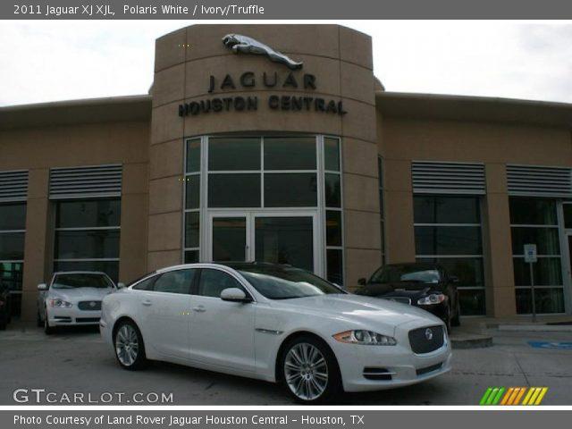 Jaguar Xj 2011 White. Polaris White 2011 Jaguar XJ