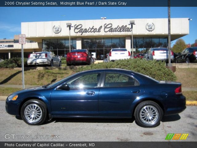 2006 chrysler sebring blue 200 interior and exterior images. Black Bedroom Furniture Sets. Home Design Ideas