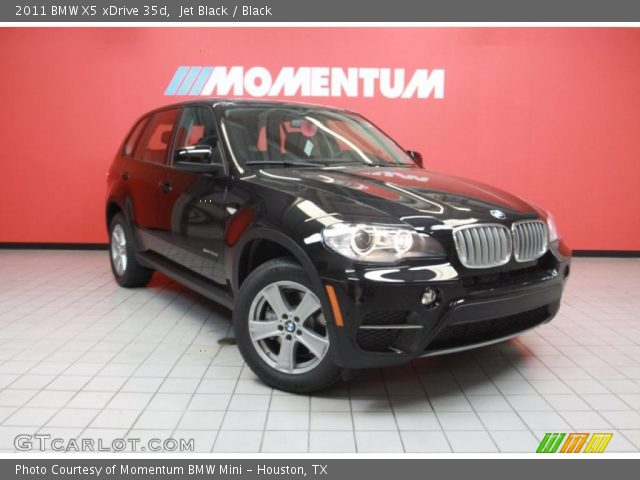 bmw x5 2011 black. Jet Black 2011 BMW X5 xDrive