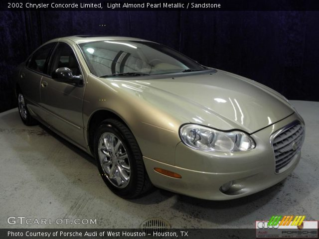 2002 chrysler concorde limited in light almond pearl metallic click. Cars Review. Best American Auto & Cars Review