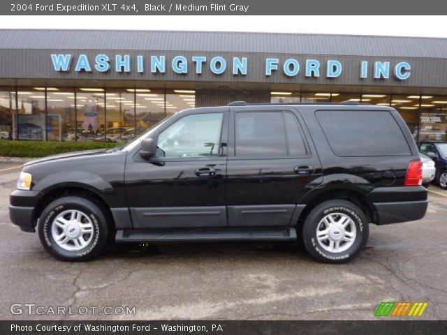 black 2004 ford expedition xlt 4x4 medium flint gray. Black Bedroom Furniture Sets. Home Design Ideas