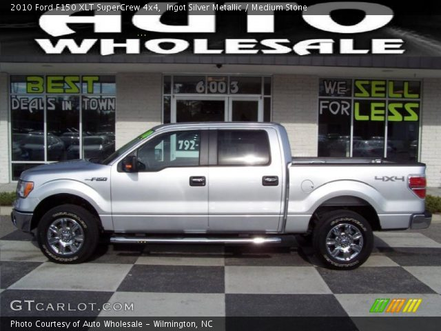 2010 Ford F150 Xlt Supercrew 2010 Ford F150 Xlt Supercrew