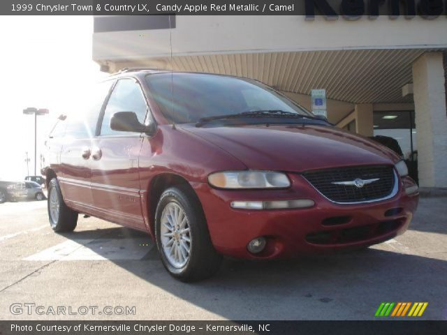 candy apple red metallic 1999 chrysler town country lx camel interior gtcarlot com vehicle archive 41404193 candy apple red metallic 1999 chrysler town country lx camel interior gtcarlot com vehicle archive 41404193