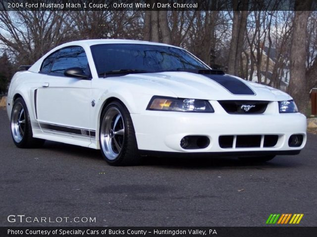 2004 mustang mach 1 white images pictures becuo. Black Bedroom Furniture Sets. Home Design Ideas