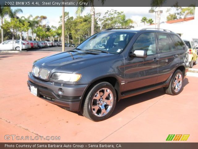 steel grey metallic 2002 bmw x5 grey interior. Black Bedroom Furniture Sets. Home Design Ideas