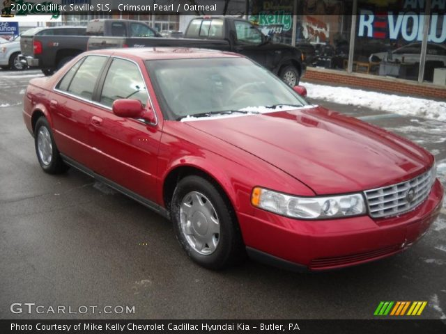 crimson pearl 2000 cadillac seville sls oatmeal. Cars Review. Best American Auto & Cars Review