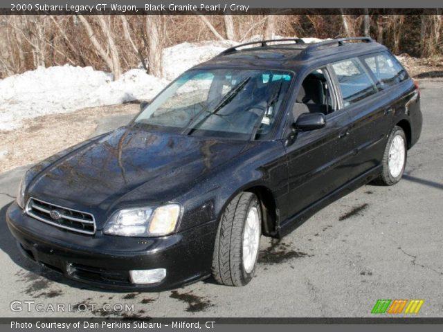 black granite pearl 2000 subaru legacy gt wagon gray interior vehicle. Black Bedroom Furniture Sets. Home Design Ideas