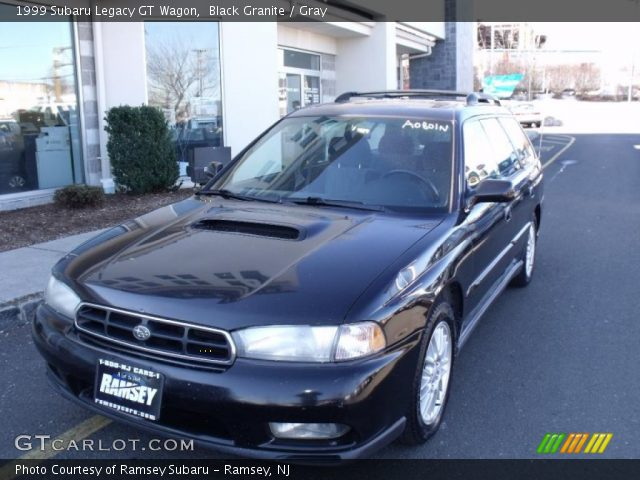 black granite 1999 subaru legacy gt wagon gray. Black Bedroom Furniture Sets. Home Design Ideas