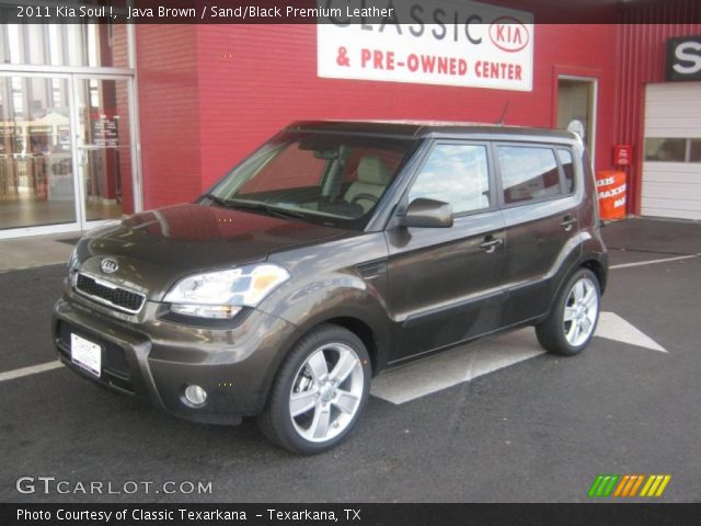 2011 Kia Soul ! in Java Brown