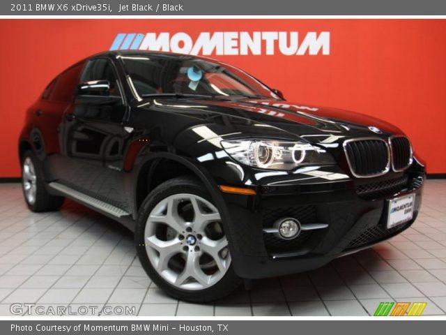 Bmw X6 2011 Black. Jet Black 2011 BMW X6