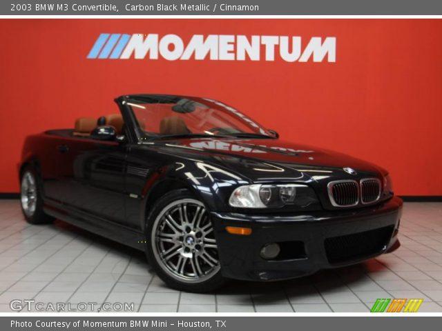 Carbon black metallic 2003 bmw m3 convertible cinnamon - E46 m3 cinnamon interior for sale ...