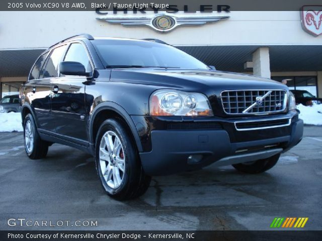 2005 Volvo XC90 V8 AWD in Black