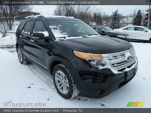 2011 Ford Explorer Xlt Black. 2011 Ford Explorer XLT 4WD