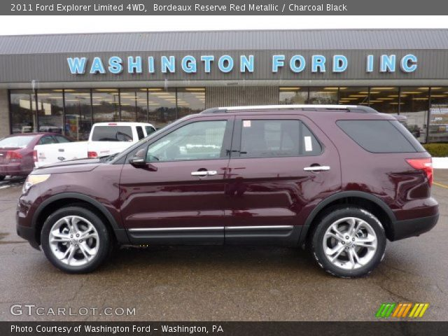 2017 ford explorer limited manual