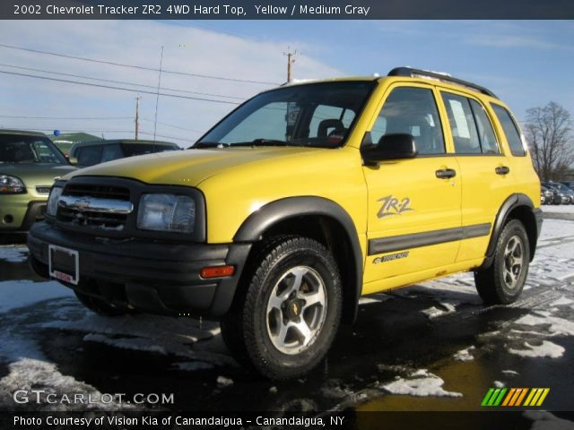 For Sale 2003 Chevrolet Tracker ZR2 4x4! 82K Miles