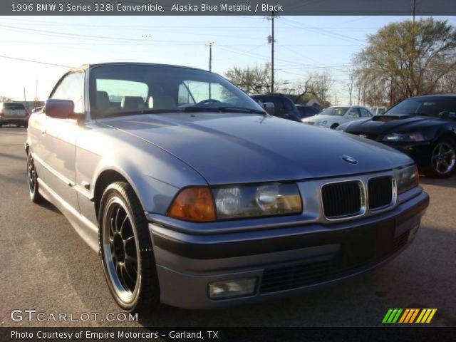 alaska blue metallic 1996 bmw 3 series 328i convertible. Black Bedroom Furniture Sets. Home Design Ideas