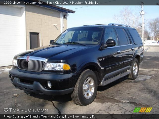 black clearcoat 1999 lincoln navigator 4x4 medium. Black Bedroom Furniture Sets. Home Design Ideas