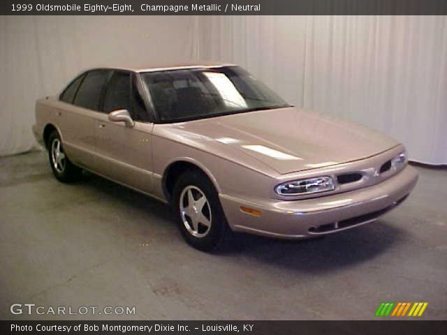 1999 Oldsmobile Eighty-Eight  in Champagne Metallic