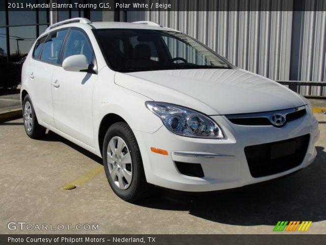 hyundai elantra 2011 white. Polar White 2011 Hyundai