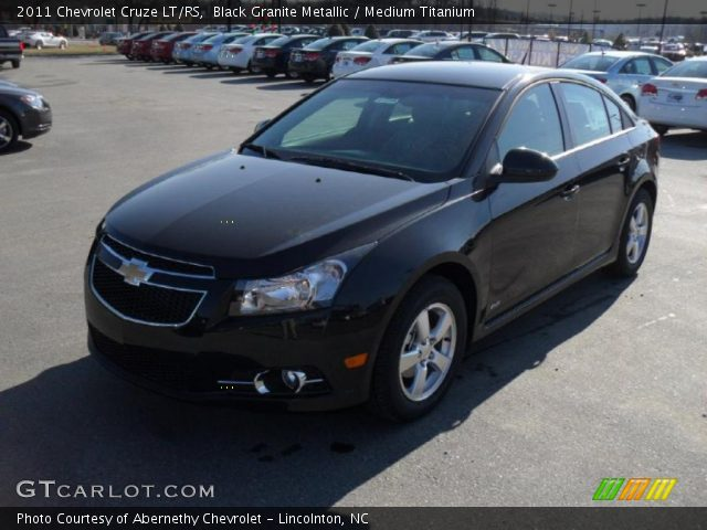 2011 Chevrolet Cruze LT/RS in Black Granite Metallic