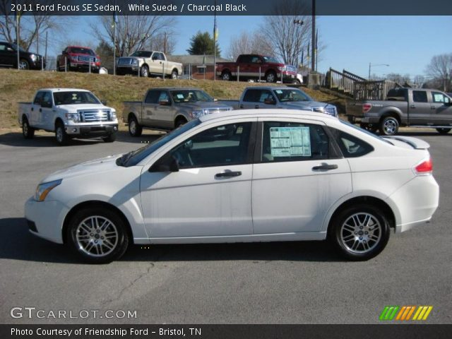 Ford Focus 2014 Sedan White