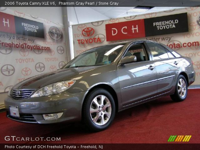phantom gray pearl 2006 toyota camry xle v6 stone gray interior gtcarlo. Black Bedroom Furniture Sets. Home Design Ideas