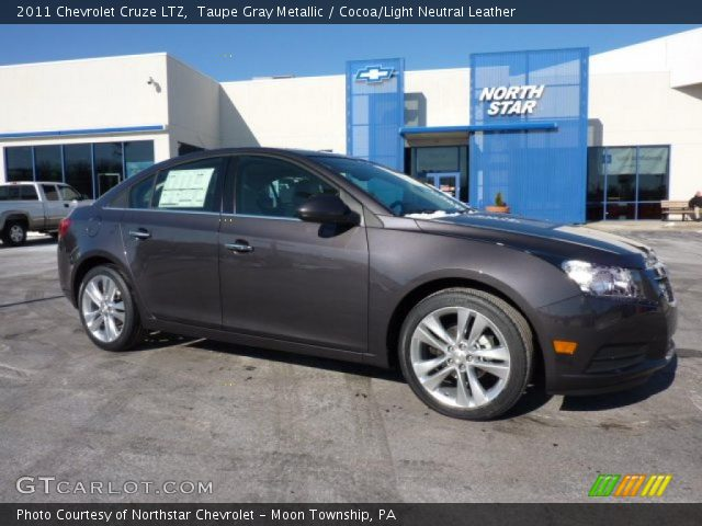 leather gtcarlot taupe cruze ltz metallic chevrolet gray