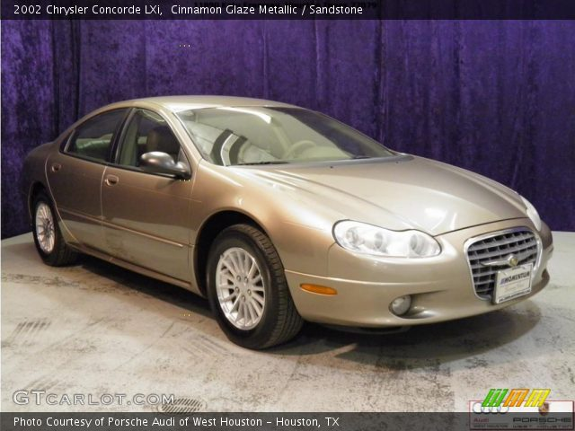 2002 chrysler concorde lxi in cinnamon glaze metallic click to see. Cars Review. Best American Auto & Cars Review