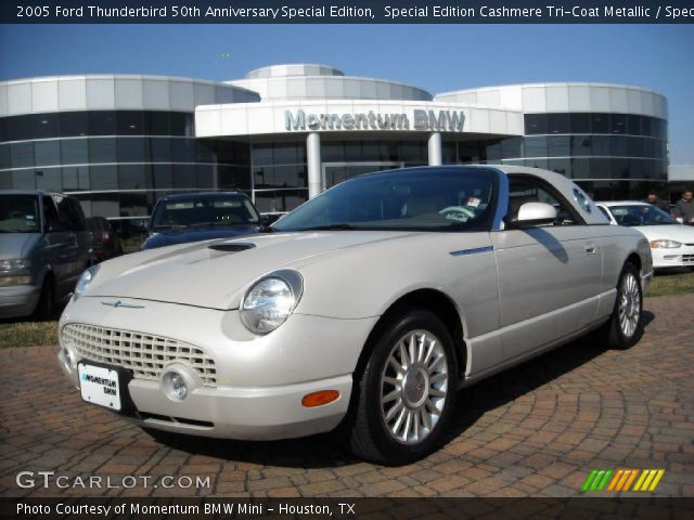2005 thunderbird cashmere for sale autos post. Black Bedroom Furniture Sets. Home Design Ideas