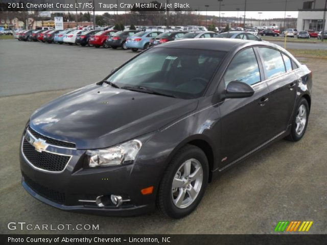 2011 Chevrolet Cruze LT/RS in Taupe Gray Metallic