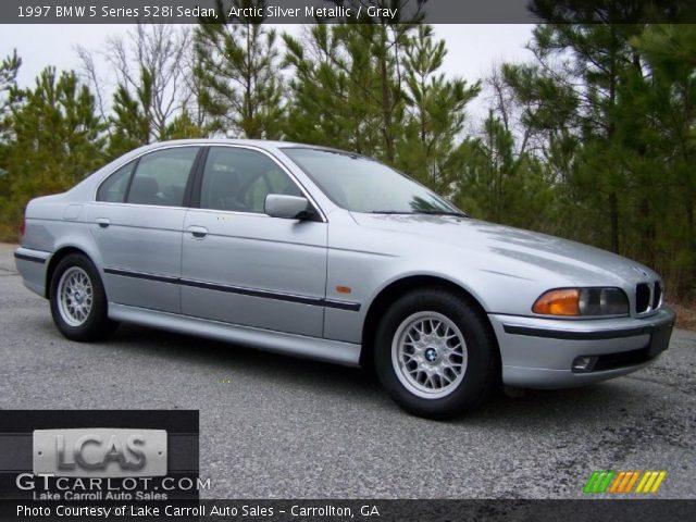1997 Bmw 5 Series 528i Sedan