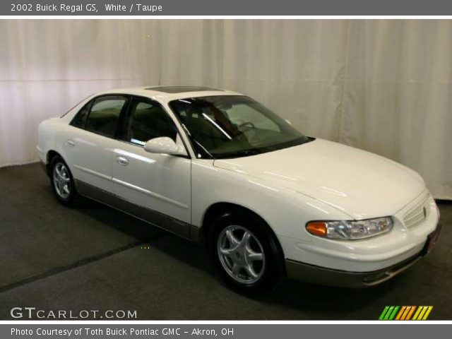white 2002 buick regal gs taupe interior gtcarlot com vehicle archive 46397300 gtcarlot com