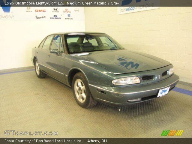 1996 Oldsmobile Eighty-Eight LSS in Medium Green Metallic
