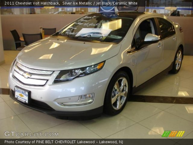 Chevrolet Volt Black. Chevrolet Volt Hatchback