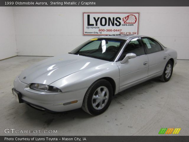 1999 Oldsmobile Aurora  in Sterling Metallic