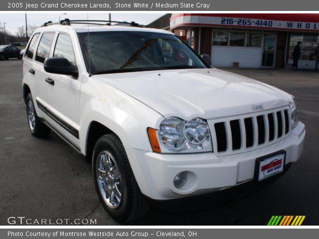 Stone white 2005 jeep grand cherokee laredo medium - 2005 jeep grand cherokee laredo interior ...