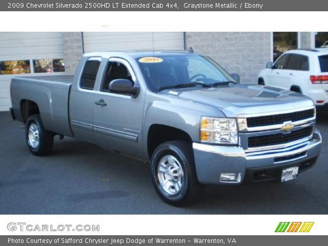 metallic 2009 chevrolet silverado 2500hd lt extended cab 4x4 ebony. Cars Review. Best American Auto & Cars Review