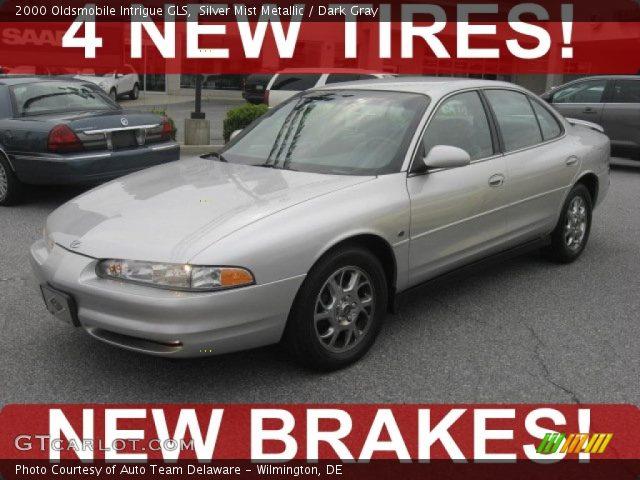 2000 Oldsmobile Intrigue GLS in Silver Mist Metallic