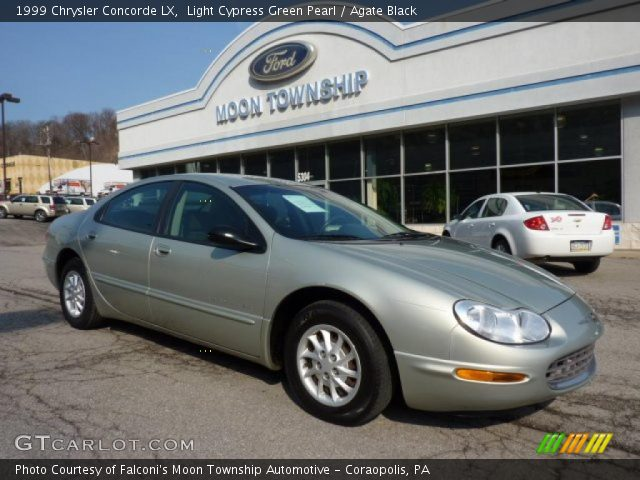1999 chrysler concorde lx in light cypress green pearl click to see. Cars Review. Best American Auto & Cars Review