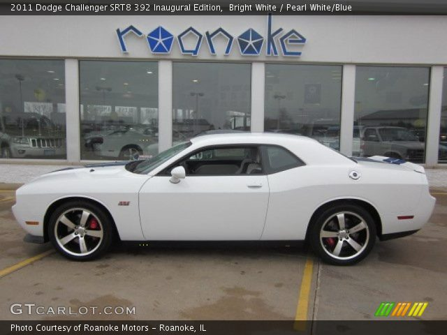 2011 Challenger Srt8 Inaugural Edition For Sale | Autos Post