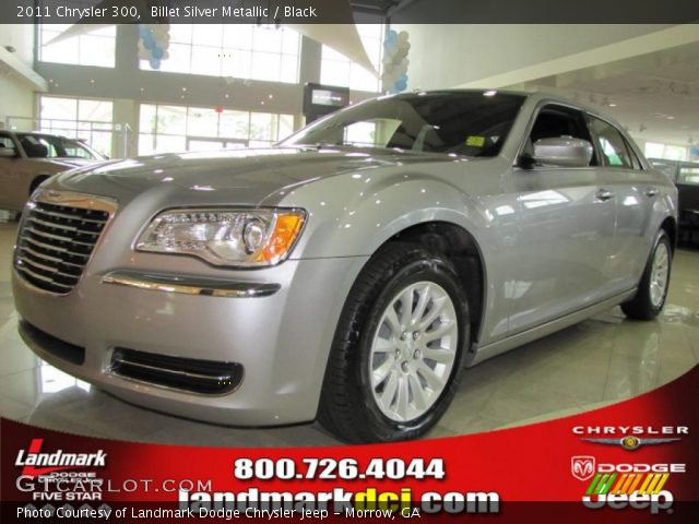2011 Chrysler 300  in Billet Silver Metallic