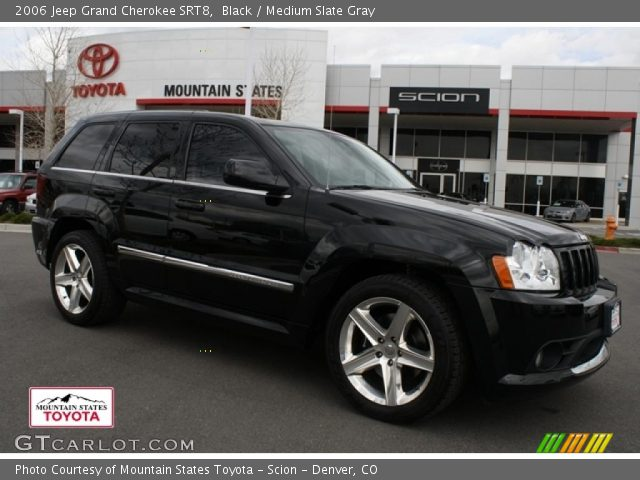 jeep cherokee srt8 black. jeep cherokee srt8 black. Black 2006 Jeep Grand Cherokee SRT8 with Medium