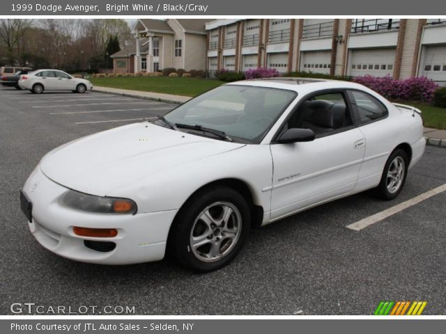 bright white 1999 dodge avenger black gray interior gtcarlot com vehicle archive 48233649 gtcarlot com