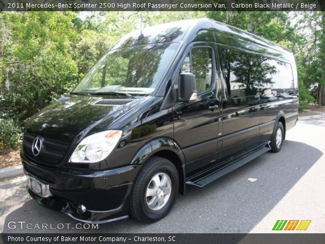 Mercedes benz sprinter custom van for sale for Mercedes benz conversion van