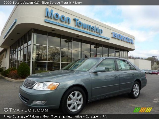 silver spruce metallic 2000 toyota avalon xls ivory interior gtcarlot com vehicle archive 48328477 silver spruce metallic 2000 toyota avalon xls ivory interior gtcarlot com vehicle archive 48328477