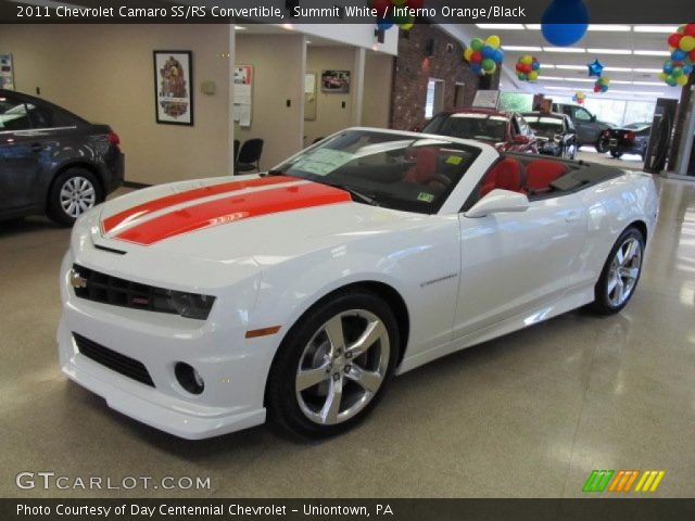 2011 chevrolet camaro ss rs convertible in summit white click to see. Cars Review. Best American Auto & Cars Review
