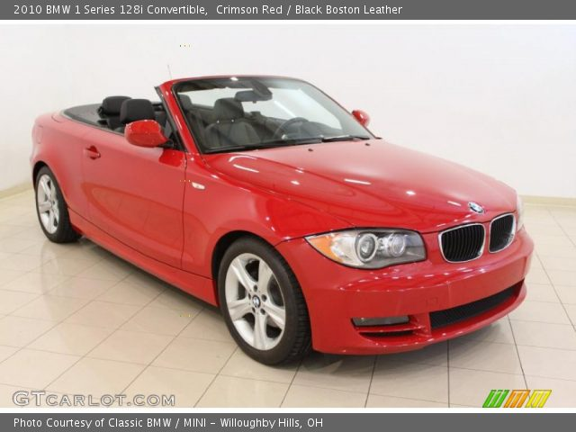2010 BMW 128i Convertible photo - 1