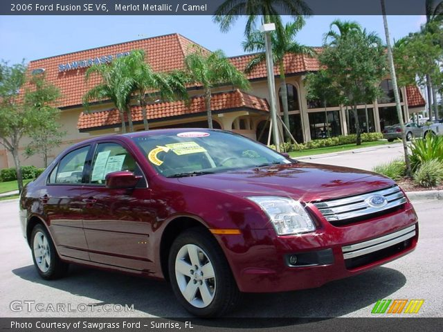 2006 ford fusion sel v6 preview and specification. Black Bedroom Furniture Sets. Home Design Ideas