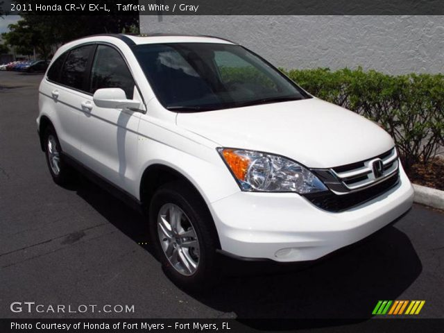 taffeta white 2011 honda cr v ex l gray interior vehicle archive 49418136. Black Bedroom Furniture Sets. Home Design Ideas